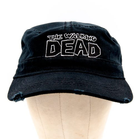The Walking Dead Army Hat (Black)