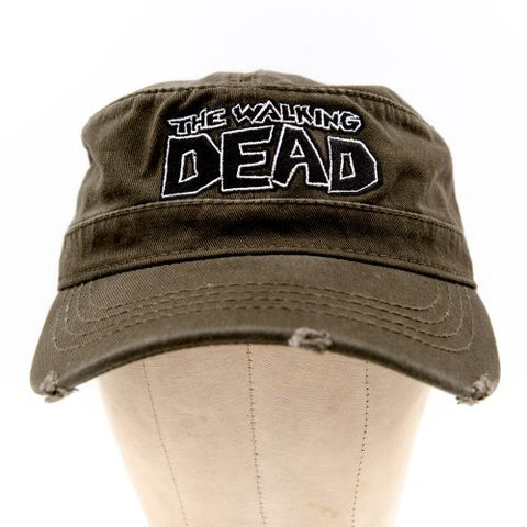 The Walking Dead Army Hat (Army Green)