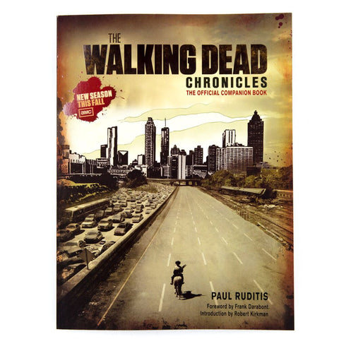 Walking Dead Chronicles Book