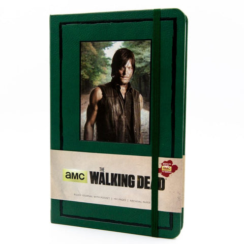 Hardcover Journal Daryl