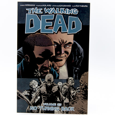 Vol. 25 TWD Graphic Novel
