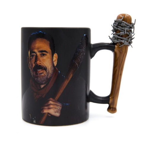 Full Color/Glossy Negan & Lucille Mug