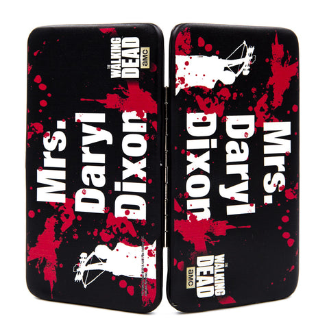 Mrs. Daryl Dixon-Hinged Wallet