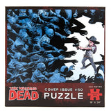 The Walking Dead - Cover Art Issue #50 Puzzle