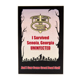 Exclusive Senoia/TWD Postcard