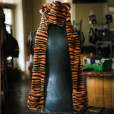 Plush Ezekiel Tiger Hat Mittens
