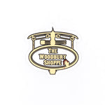 Exclusive Woodbury Shoppe Sticker