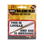 TWD Lucille Iron-On Patch