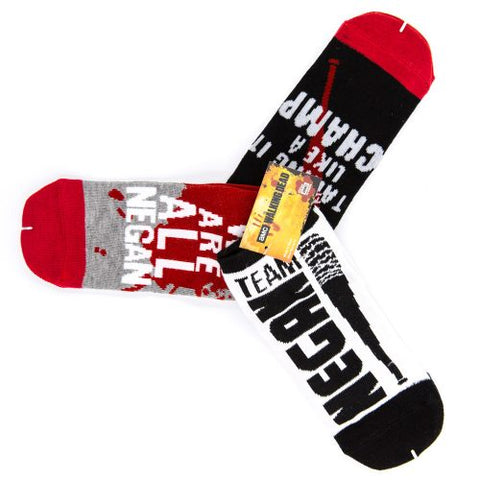 Team Negan Socks