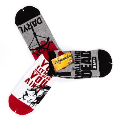 Daryl Dixon Low Cut Socks