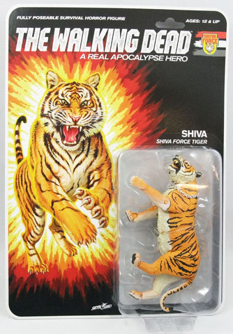 Shiva Force Tiger