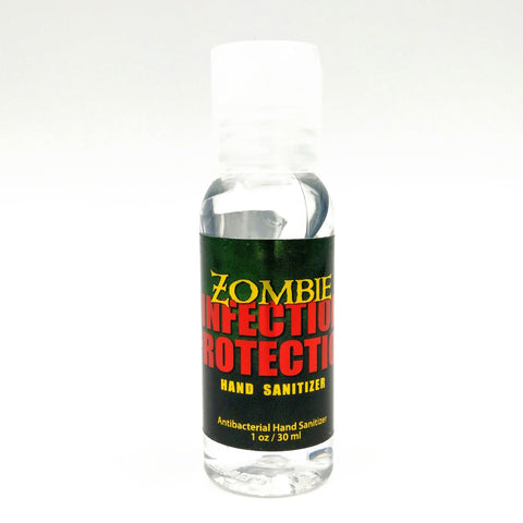 Zombie Infection Protection - Hand Sanitizer