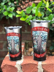 Daryl Wings Stainless Steel Tervis