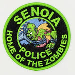 Senoia Police Patch