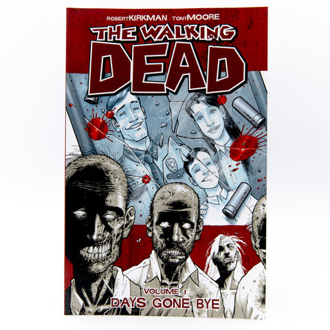 Vol. 01 TWD Graphic Novel
