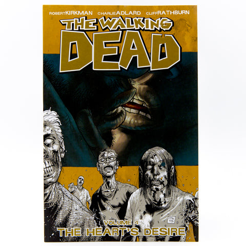 Vol. 04 TWD Graphic Novel