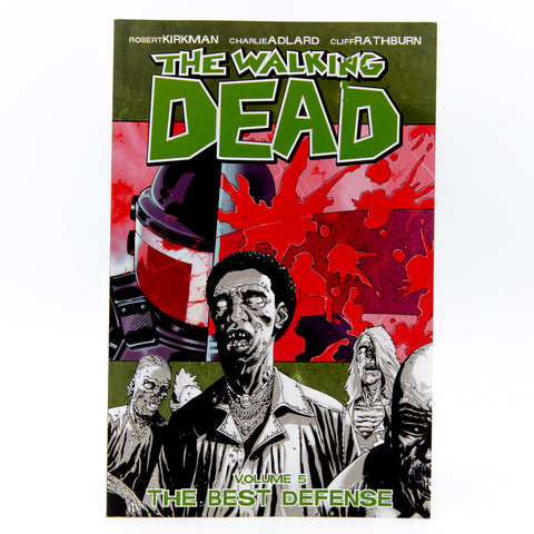 Vol. 05 TWD Graphic Novel