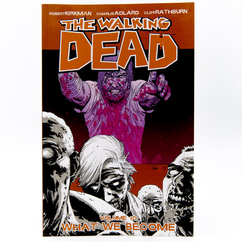 Vol. 10 TWD Graphic Novel