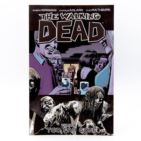 Vol. 13 TWD Graphic Novel