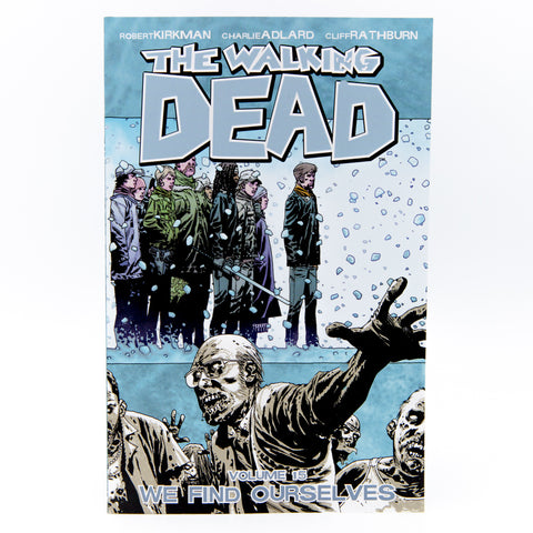 Vol. 15 TWD Graphic Novel