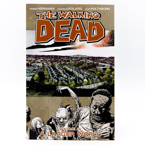 Vol. 16 TWD Graphic Novel