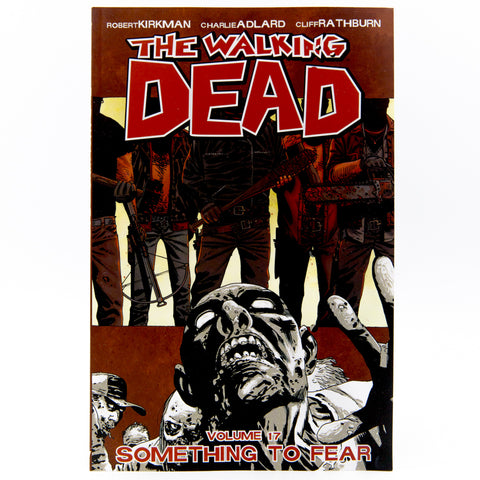 Vol. 17 TWD Graphic Novel