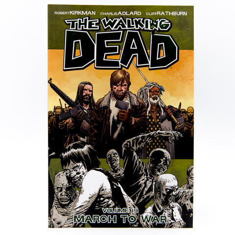 Vol. 19 TWD Graphic Novel