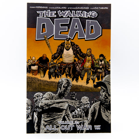 Vol. 21 TWD Graphic Novel