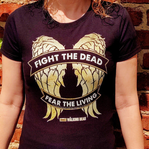Ladies Wings T-Shirt