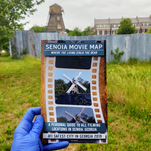 Senoia Movie Map