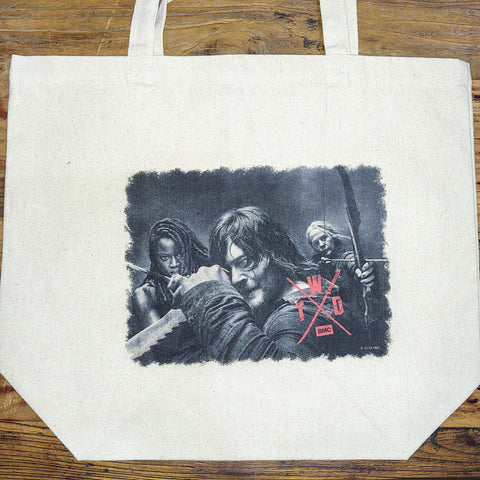 Tote Bag - Comic Con Season 10 Logo