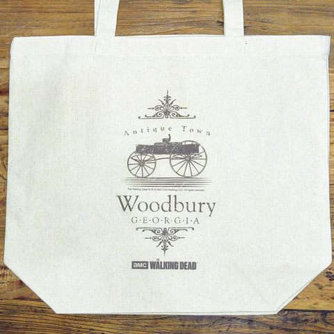 Tote Bag - Woodbury, GA Logo