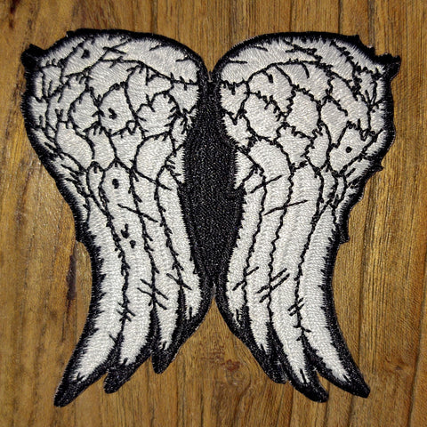 Daryl Wings Patch