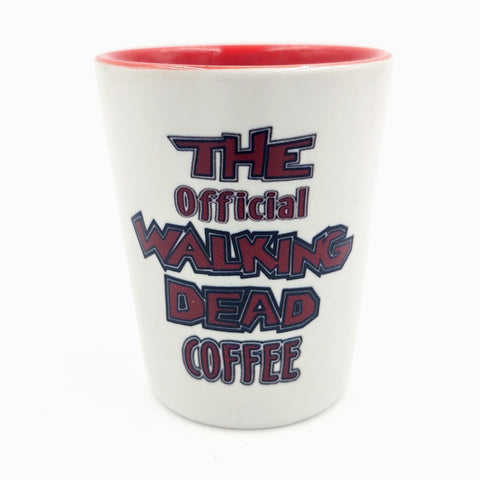 Official TWD/Cafe Shot Glass