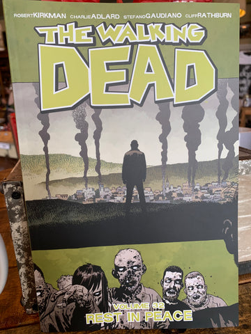 Vol. 32 TWD Graphic Novel