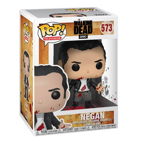POP Vinyl Clean Shaven Negan #573