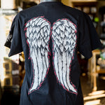 Daryl Faux Patch T-Shirt