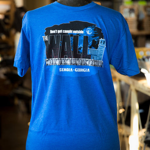 The Wall T-Shirt (Blue)