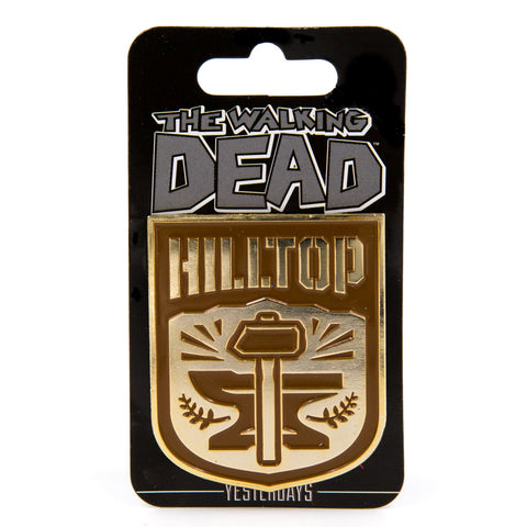 The Walking Dead Hilltop Faction Lapel Pin