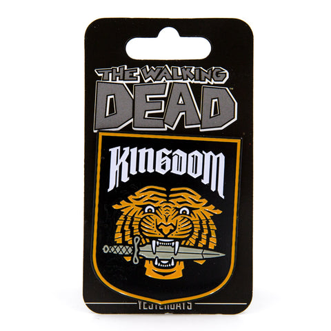 The Walking Dead Kingdom Faction Lapel Pin