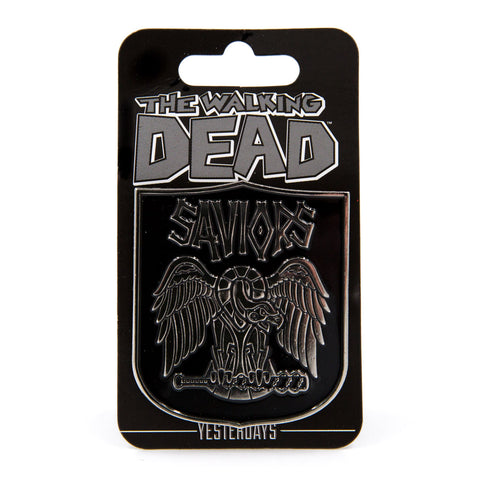 The Walking Dead Saviors Faction Lapel Pin