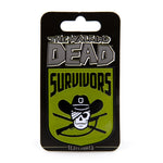 The Walking Dead Survivors Faction Lapel Pin