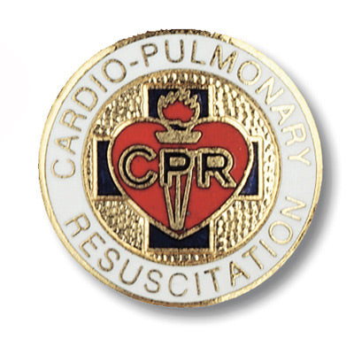 Prestige® Cardio Pulmonary Resusitation (CPR) Pin- 1080