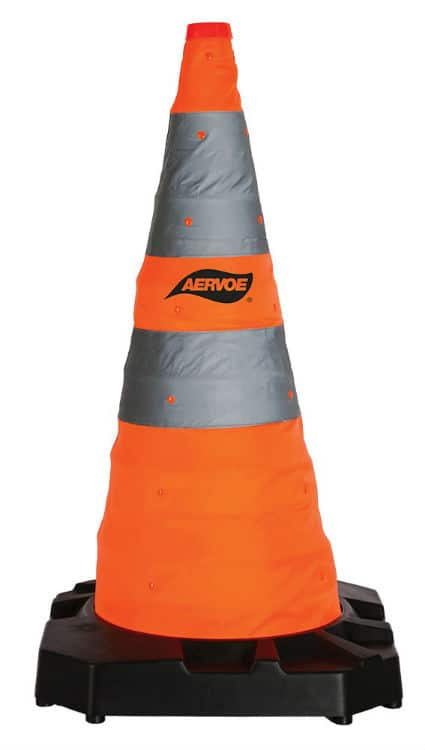 AERVOE 28″ H.D. Collapsible Safety Cone