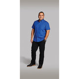 Port Authority® Short Sleeve Carefree Poplin Shirt
