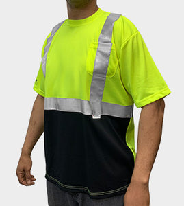 Game Deluxe Blackbottom Hi-Viz Short SleeveTee- 2201