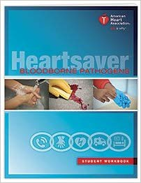 Heartsaver Bloodborne Pathogens Student Workbook-15-1035