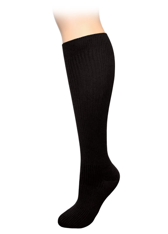 Large Calf Compression Socks