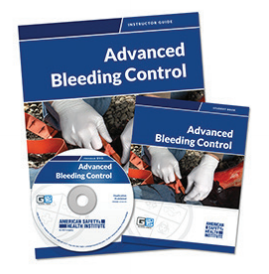 Advanced Bleeding Control Instructor Package- INSTABC-15