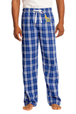 SMA Flannel Plaid Pant- DT1800
